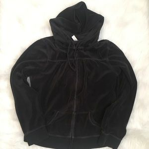 🤑$8 FINAL PRICE🤑Old navy black zip up jacket L